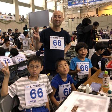WRO JAPAN決勝大会出場